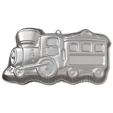 TRAIN ENGINE CAKE PAN